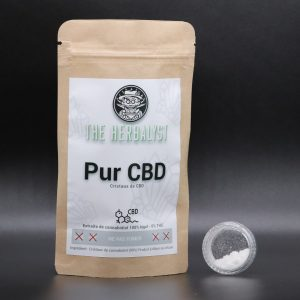 Cristaux pur CBD 99% | CBD Marketplace