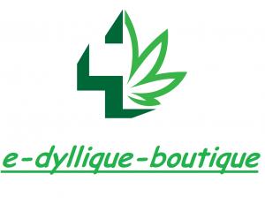 Logo E-dyllique | CBD Marketplace