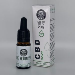 Huile CBD 20% | CBD Marketplace