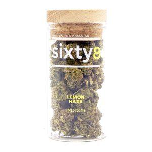 Lemon Haze 4g CBD Indoor | Sixty8 | CBD Marketplace