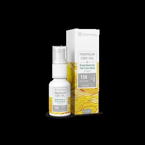 Spray Citrus 150mg CBD | CBD Marketplace