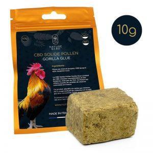 Pollen Gorilla Glue 10gr CBD| Nature & CBD | CBD Marketplace