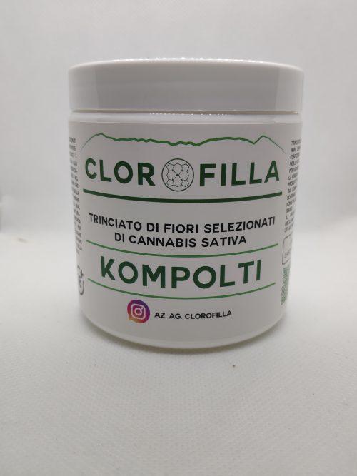 Fleurs de CBD Trim | Clorofilla | CBD Marketplace