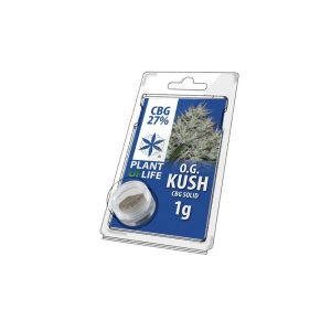 CBG Hash 27% OG Kush 1g | CBD Marketplace