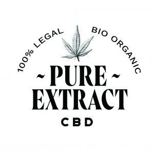 Logo | pure extract cbd | CBD Marketplace