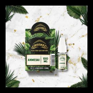 E-liquide CBD GREENEO Anmesai | CBD Marketplace