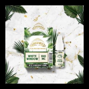 E-liquide CBD GREENEO White Widow | CBD Marketplace