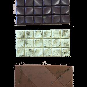 3 tablettes chocolat CBD 15% | Milsens CBD | CBD Marketplace