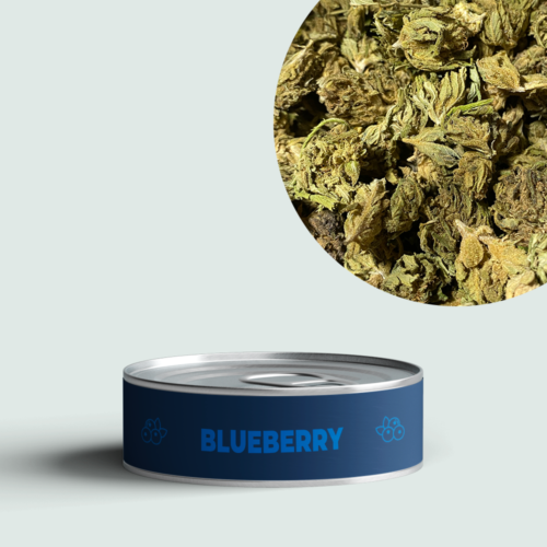 fleur de cbd bio kare blueberry