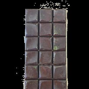 tablette chocolat Noir CBD 15% | Milsens CBD | CBD Marketplace