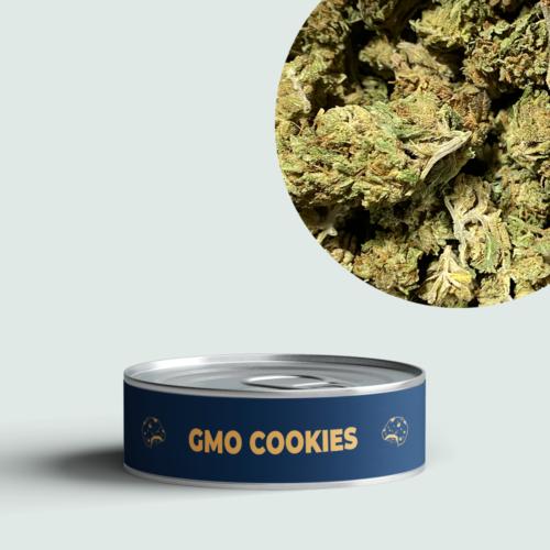 GMO COOKIES fleur cbd bio