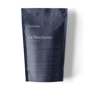 Infusion Chanvre CBD La Nocturne | Saveurs x Hemeka® | CBD Marketplace