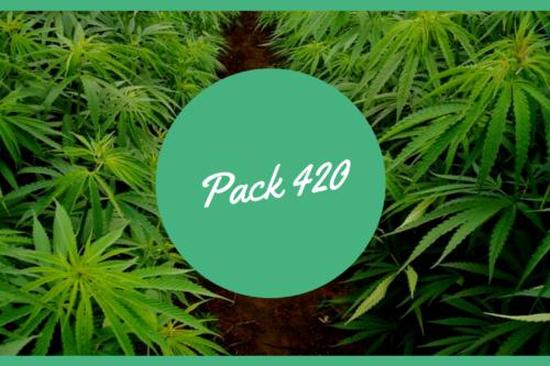 Pack 420 | Milsens CBD | CBD Marketplace