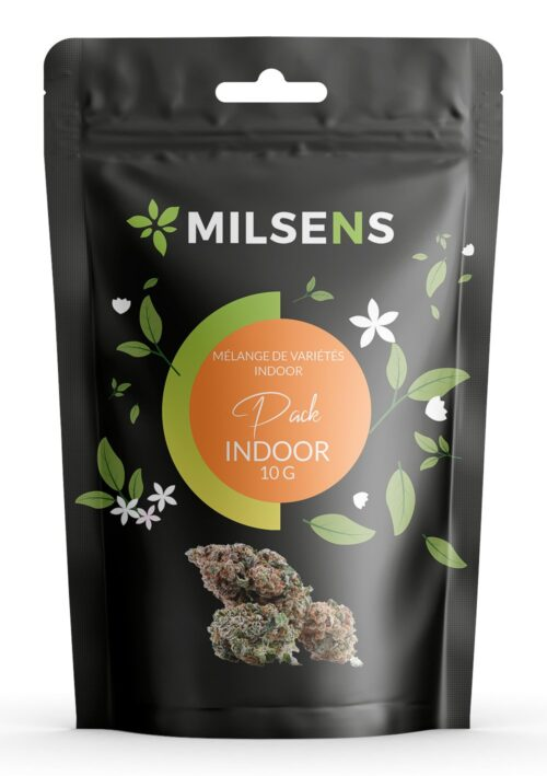 Pack Indoor 10g | Milsens CBD | CBD Marketplace