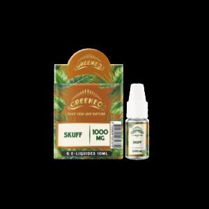 E-liquide CBD Greeneo Skuff | Greeneo | CBD Marketplace