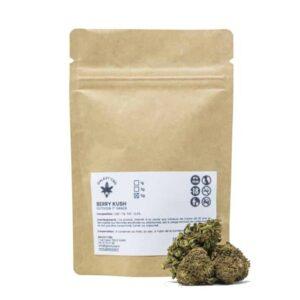 Fleur CBD Berry Kush | Galaxy CBD | CBD Marketplace