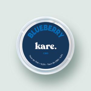 fleur de cbd bio blueberry kare