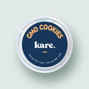 Fleur de CBD GMO Cookies kare