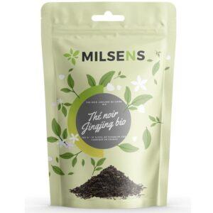 Thé Noir Bio Jinjing 20% CBD 100gr | Milsens CBD | CBD Marketplace
