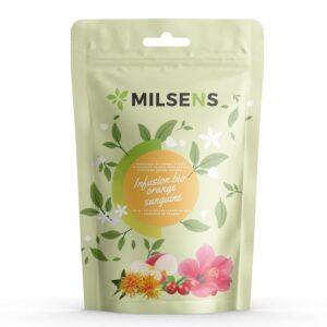 Infusion orange Sanguine 10% CBD 100gr | Milsens CBD | CBD Marketplace