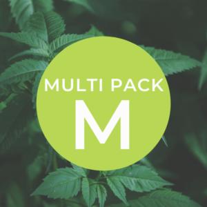 Multi Pack M | Milsens | CBD Marketplace