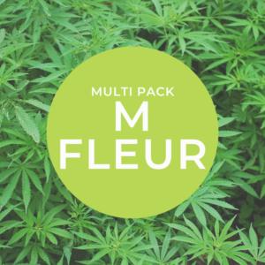 Multi Pack M Fleur | Milsens | CBD Marketplace