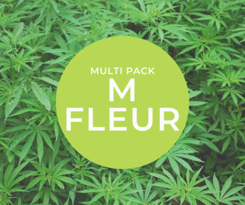 Multi Pack M Fleur   Milsens   CBD Marketplace