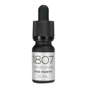 Huile de CBD 40% 1807 Blends
