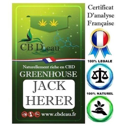 Jack Herrer Fleur de CBD | CBDEau | CBD Marketplace